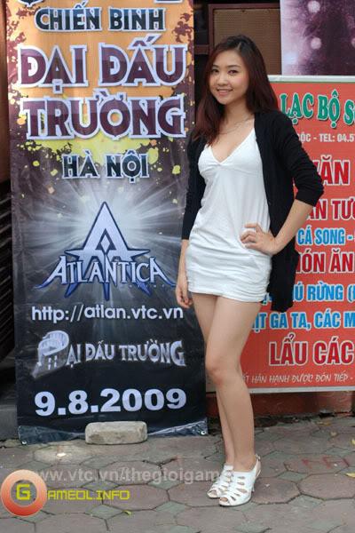 Offline Atlantica Online: Ngày hội các chiến binh đại lục Atlantis 4