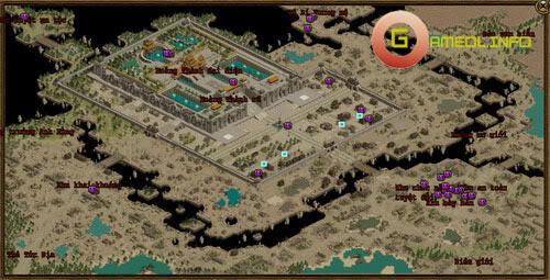 Những quyền lợi đặc biệt của Hoàng đế Chinh Đồ 2