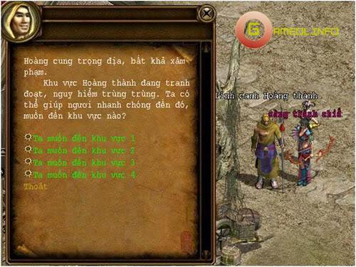Những quyền lợi đặc biệt của Hoàng đế Chinh Đồ 3