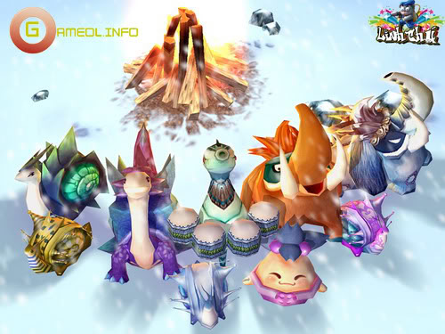 Xứ sở Game Online tặng Giftcode Linh Thú Online 1