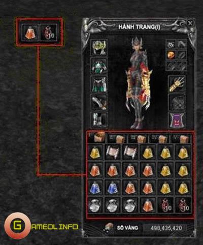 Shaiya cập nhật thanh Combo Skill và Quick Potion Slot 3