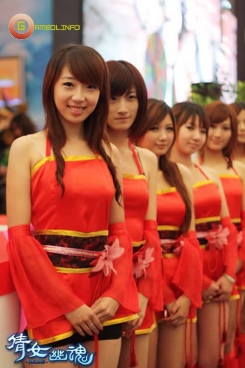 """Những công ty """"chịu chi"""" nhất Chinajoy 09 4"""