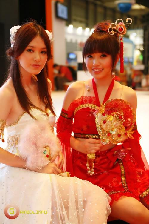 """Những công ty """"chịu chi"""" nhất Chinajoy 09 7"""