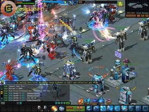 Game thủ Zero Online xôn xao vì luật lệ PK thay đổi 2