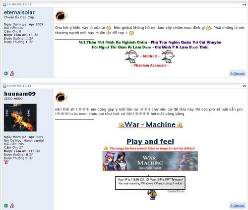 Game thủ Zero Online xôn xao vì luật lệ PK thay đổi 4