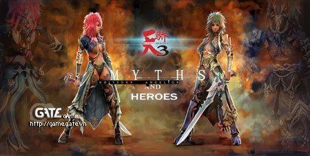 Myths and Heroes 3: Nơi thần thoại viết lên câu chuyện anh hùng 2