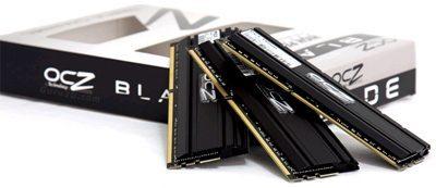 """RAM OCZ Blade DDR3 - Tốc độ """"nhanh như gió"""" 4"""