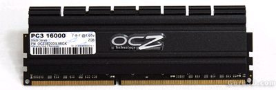 """RAM OCZ Blade DDR3 - Tốc độ """"nhanh như gió"""" 5"""