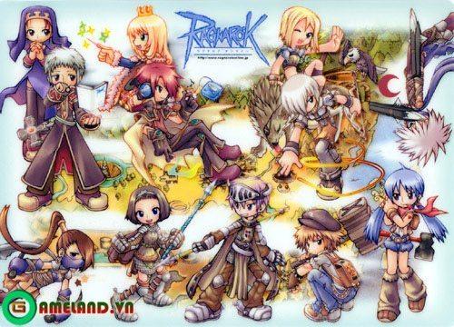 Ragnarok Online DS xuất hiện tại Hàn Quốc 1