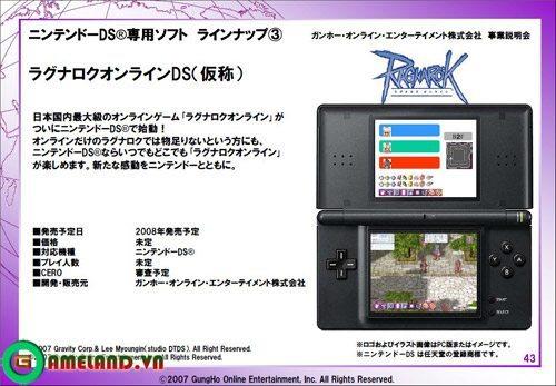Ragnarok Online DS xuất hiện tại Hàn Quốc 2
