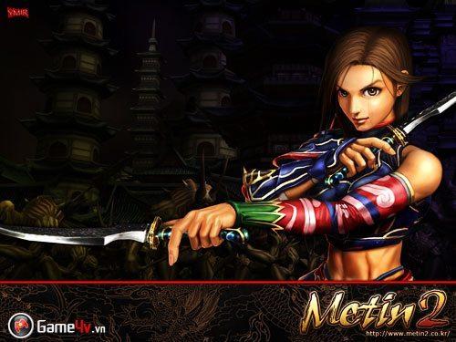 Metin2 xuất hiện phiên bản Việt hóa 3