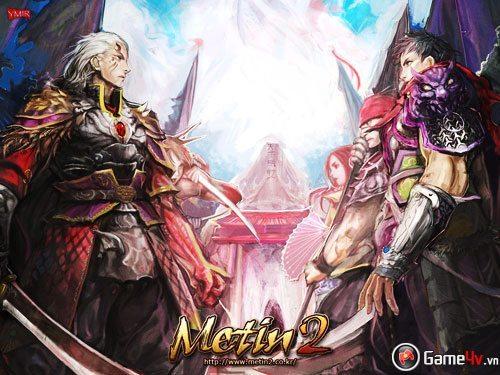 Metin2 xuất hiện phiên bản Việt hóa 2