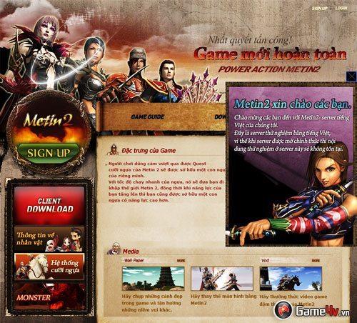 Metin2 xuất hiện phiên bản Việt hóa 1
