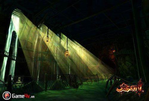 Quỷ Xuy Đăng Online: Chiến tướng game kinh dị ra trận 2