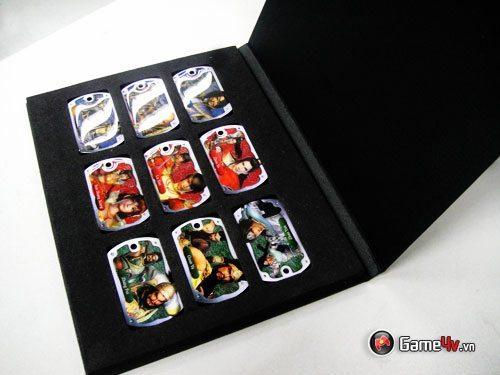 Những món đồ mang đậm phong cách game tại Chinajoy 09 2
