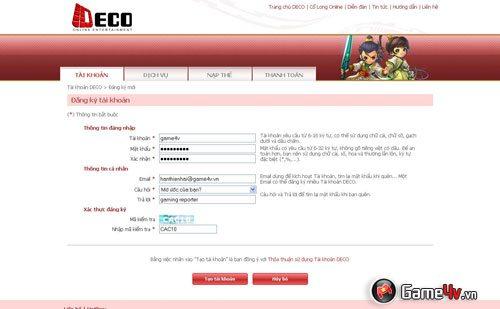 Cổ Long Online: Cho đăng ký tài khoản và tải game 1