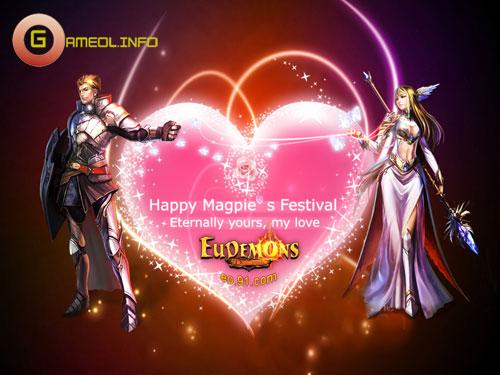Những bức hình tuyệt đẹp từ Eudemons Online 32