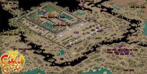 Chinh Đồ chính thức ra mắt chức năng Công Hoàng Thành 1