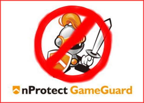 Aion nói không với  nProtect GameGuard 1