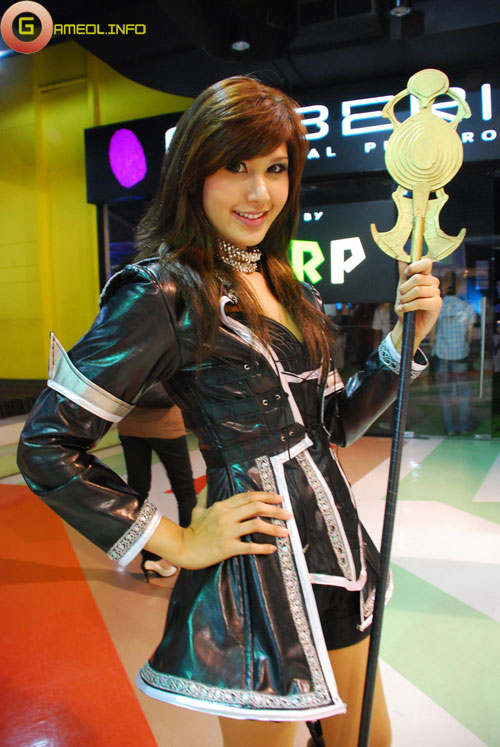 Rạng rỡ cosplay Rappelz Online 1