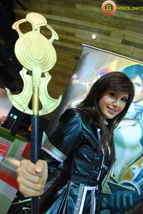 Rạng rỡ cosplay Rappelz Online 13
