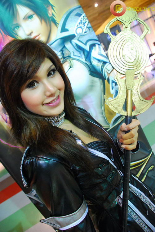 Rạng rỡ cosplay Rappelz Online 14