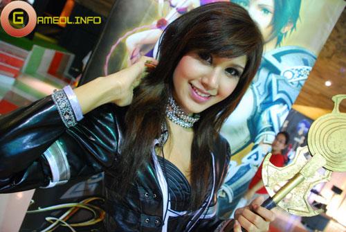 Rạng rỡ cosplay Rappelz Online 15