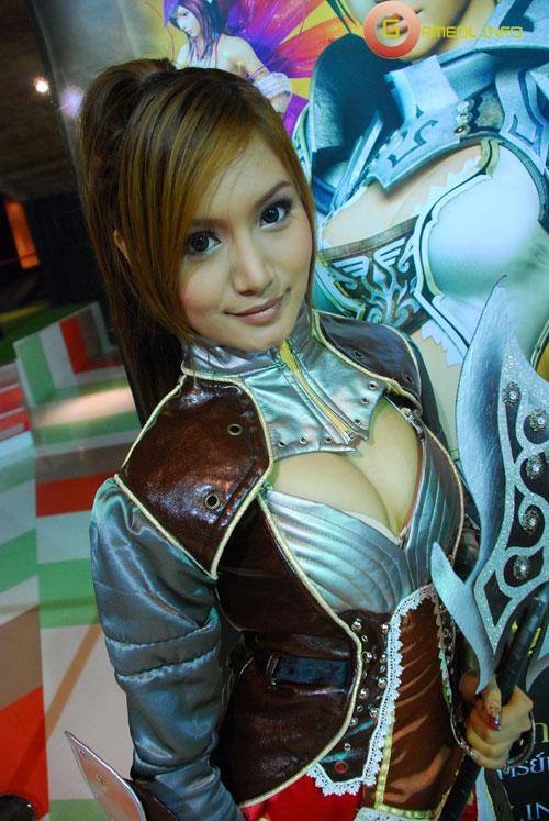 Rạng rỡ cosplay Rappelz Online 17