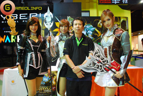 Rạng rỡ cosplay Rappelz Online 21