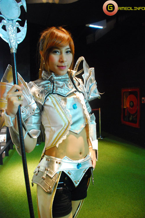 Rạng rỡ cosplay Rappelz Online 26