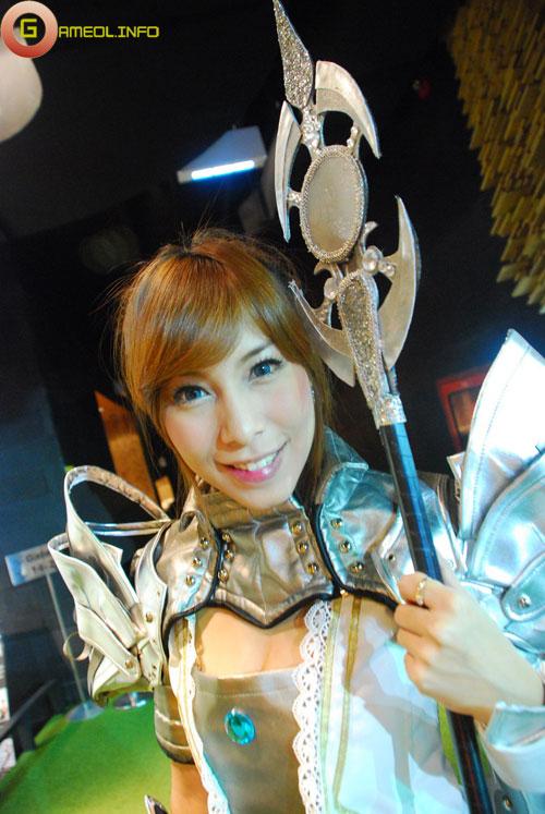 Rạng rỡ cosplay Rappelz Online 29