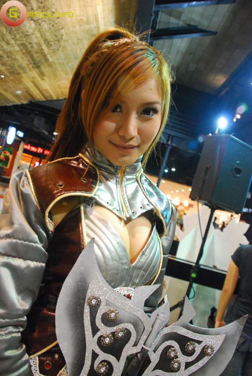 Rạng rỡ cosplay Rappelz Online 32