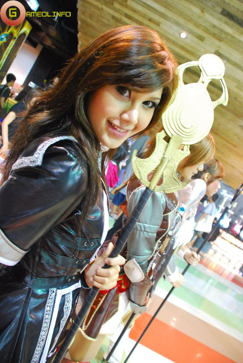 Rạng rỡ cosplay Rappelz Online 33