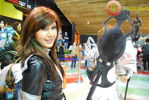Rạng rỡ cosplay Rappelz Online 41