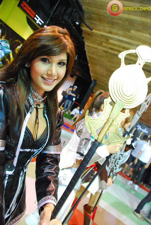 Rạng rỡ cosplay Rappelz Online 42