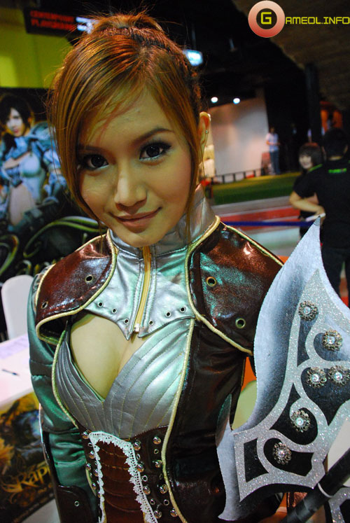 Rạng rỡ cosplay Rappelz Online 44