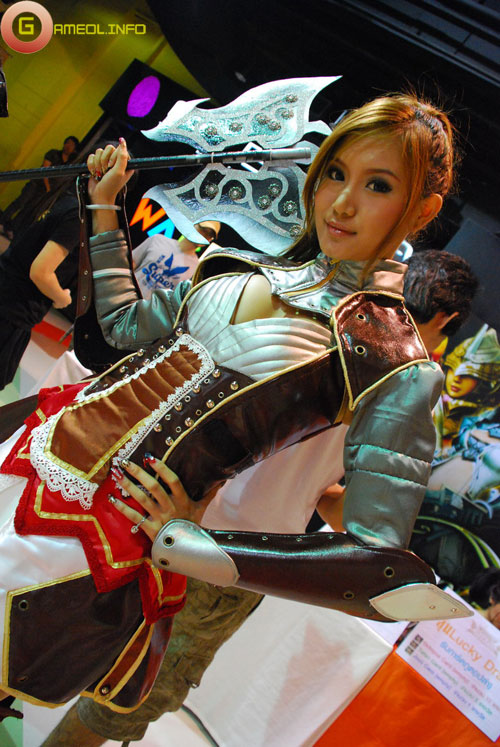 Rạng rỡ cosplay Rappelz Online 48