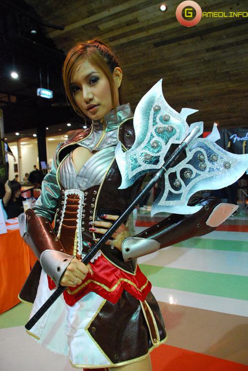 Rạng rỡ cosplay Rappelz Online 50