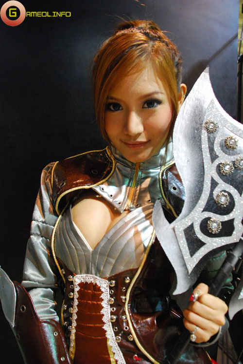 Rạng rỡ cosplay Rappelz Online 51
