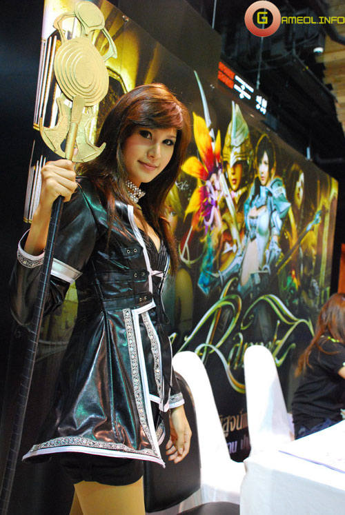 Rạng rỡ cosplay Rappelz Online 54