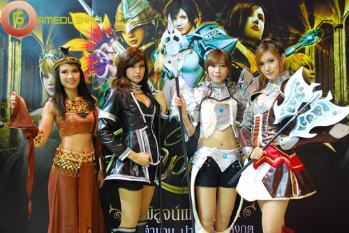 Rạng rỡ cosplay Rappelz Online 58