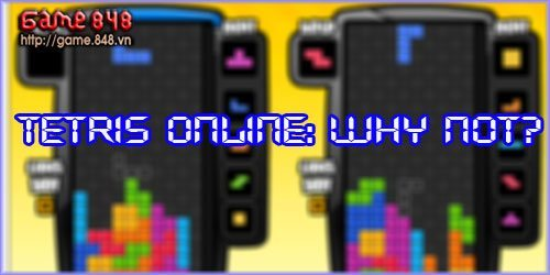 Tetris Friends Online: Xếp gạch trực tuyến, tại sao không? 2