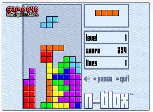 Tetris Friends Online: Xếp gạch trực tuyến, tại sao không? 5