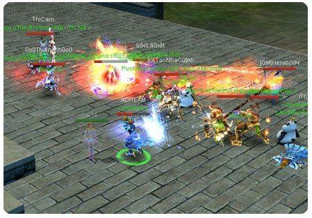 Thục Sơn Kỳ Hiệp: Offline giải đấu Độc Bá Thiên Hạ 5
