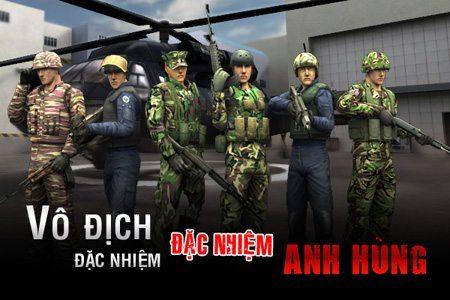 Đặc Nhiệm Anh Hùng: chính thức khởi động giải thi đấu mùa hè 1