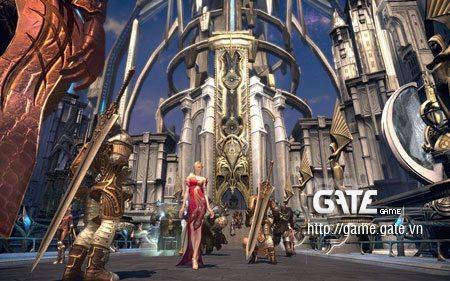 TERA Online: Vương quốc bị đày ải của thế giới Arborea 1