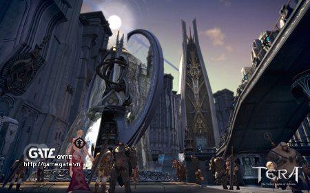 TERA Online: vương quốc bị đày ải của thế giới Arborea 2