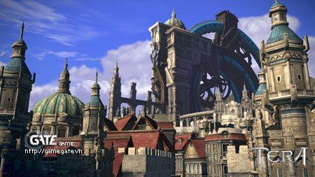 TERA Online: vương quốc bị đày ải của thế giới Arborea 3