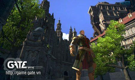TERA Online: vương quốc bị đày ải của thế giới Arborea 5