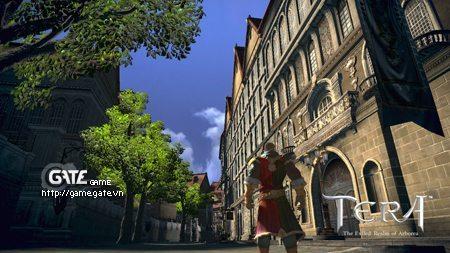 TERA Online: vương quốc bị đày ải của thế giới Arborea 6